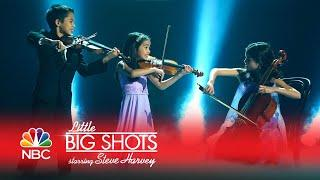 Little Big Shots - The Little Stars String Trio (Episode Highlight)