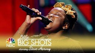 Little Big Shots - Gospel Girl Is Fierce (Episode Highlight)