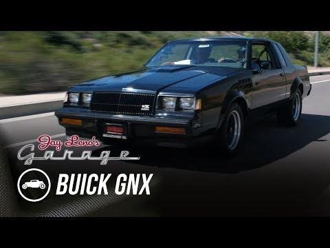 Brand New, Never Sold, 1987 Buick GNX - Jay Leno's Garage
