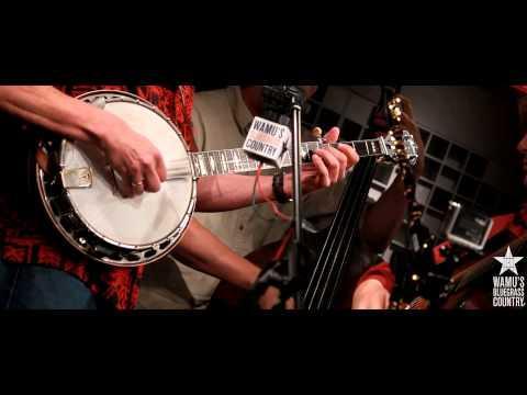 Frank Solivan & Dirty Kitchen - Yeah Man [Live At WAMU's Bluegrass Country]