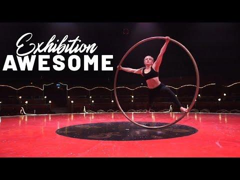 Circus Arts: Acrobats, Contortionists & More | Exhibition Awesome