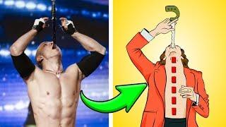 WORLD'S 8 GREATEST MAGIC TRICKS REVEALED