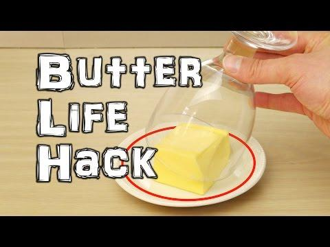 How To Make Hard Butter Spreadable