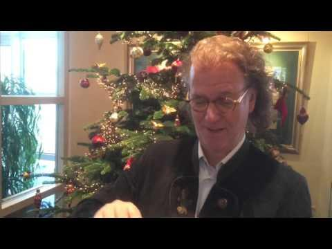 André Rieu Announces The Winner Of His 2015 Advent Competition