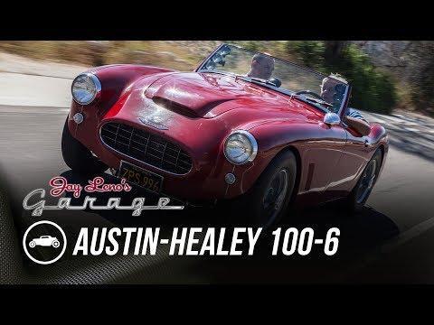 1959 Austin-Healey 100-6 - Jay Leno's Garage