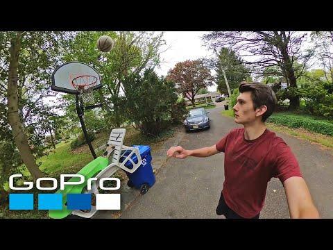 World's Longest Trickshot Video - Rube Goldberg Style