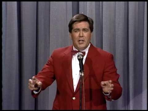 JOHNNY CARSON Christmas 1989 Featuring Comedian Kevin Meaney