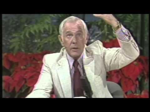 WOW! Johnny Carson's Unexpected Audience Guest