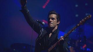 The Killers lead singer Brandon Flowers
