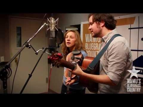 Mandolin Orange - House Of Stone [Live At WAMU's Bluegrass Country]