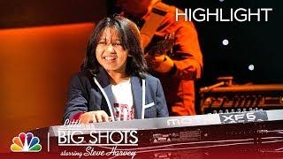 Little Big Shots - Justin's Got Soul! (Episode Highlight)
