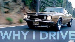 1967 Chevy Camaro rescued from cluttered garage | Why I Drive – Ep 9