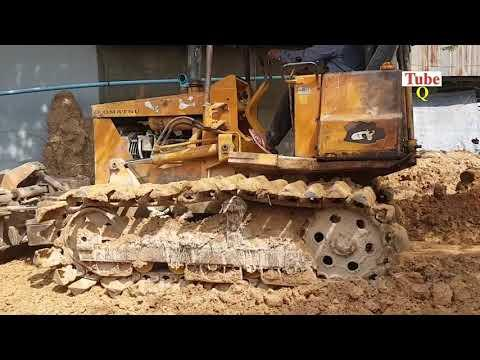 Best Big Dozer Pushing Land