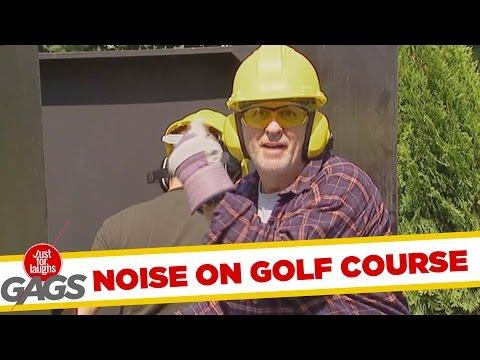 Irritating Noise On The Golf Course
