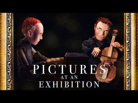 Pictures At An Exhibition (Piano/Cello) The Piano Guys Puppets