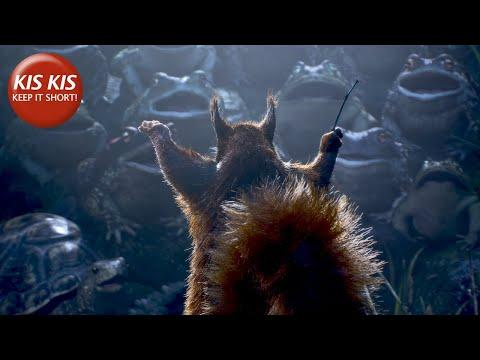 Opera performed by animals | Maestro - CG short film by Illogic collective