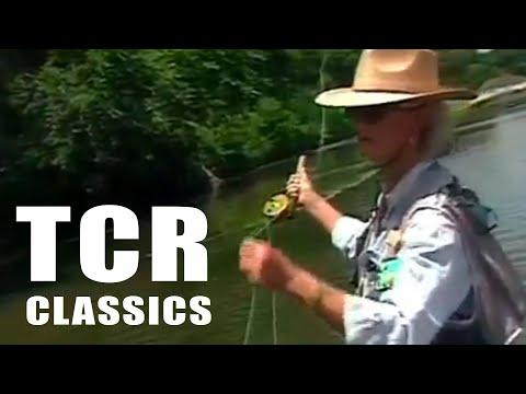 Fly Fishing on the Llano Video (Texas Country Reporter)