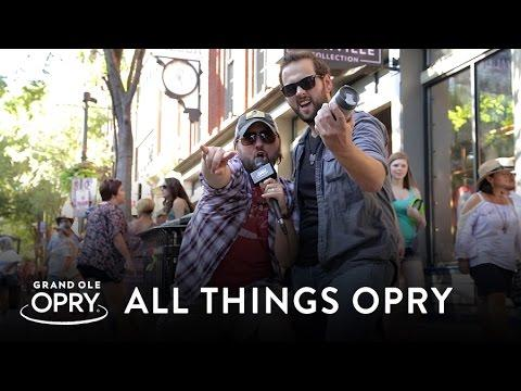Opry At CMA Music Fest 2016 | All Things Opry | Opry