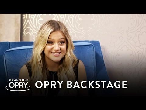 Kelsea Ballerini | Checking In | Opry