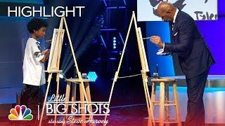 Little Big Shots - Little Painter Will Win Your Heart (Episode Highlight)