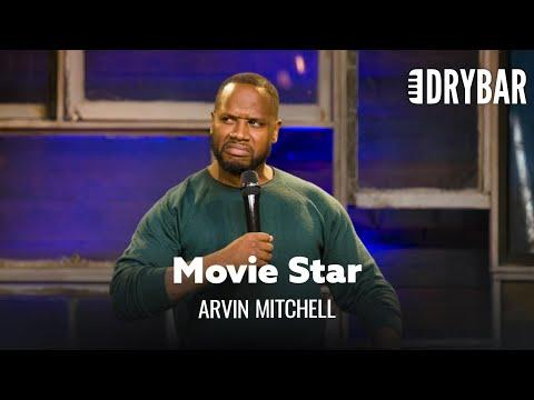 Some People Just Want To Be Movie Stars. Arvin Mitchell #Video