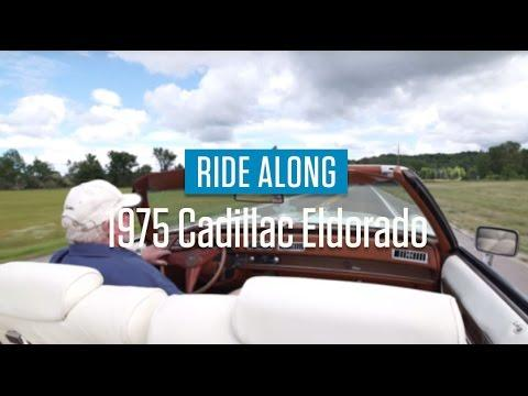 1975 Cadillac Eldorado Convertible | Ride Along