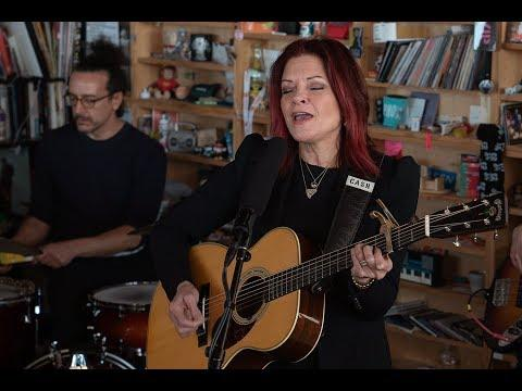Rosanne Cash: NPR Music Tiny Desk Concert