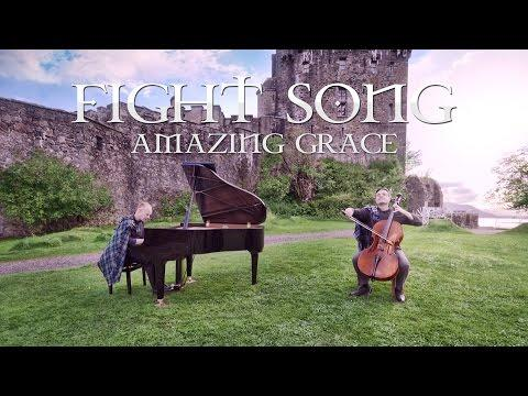 Rachel Platten - Fight Song / Amazing Grace (Scottish Style) The Piano Guys