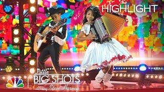 "Little Big Shots - Magnificent Norteño Duo Sings ""Open Up Your Heart"" by Buck Owens"