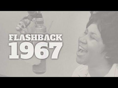 Flashback to 1967 - A Timeline of Life in America #Video