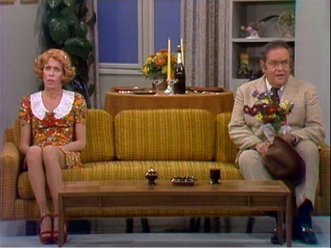Computer Date From The Carol Burnett Show (full Sketch)