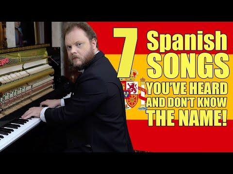 7  Spanish Songs You've Heard and Don't Know The Name