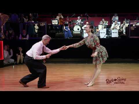 RTSF 2020 Rock That Swing Ball (Saturday) Social Swing – Irina & Joel