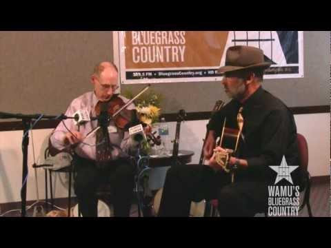 Paul Brown & John Schwab - Cluck Old Hen [Live At WAMU's Bluegrass Country]