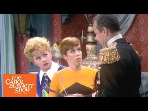 Cafe Argentine with Carol Burnett and Lucille Ball