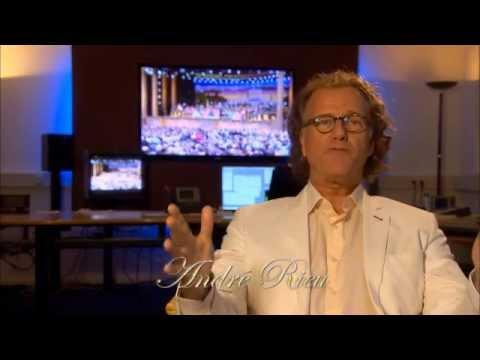 André Rieu's 2012 Hometown Concert Via Satellite To Cinemas Around The World!