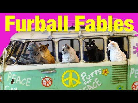 The Furball Fables Gang!