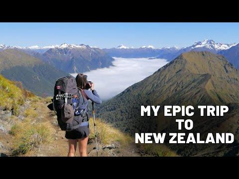 My Epic Trip To New Zealand | @ExplorastoryFilms | People Are Awesome Video