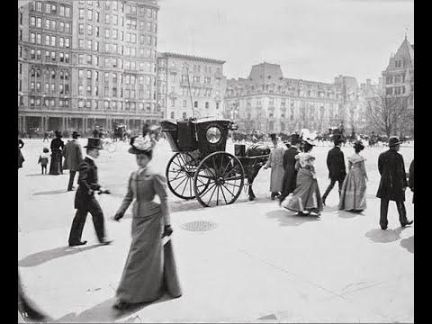 27 Vintage Photos of Street Scenes of New York City From the 1890s