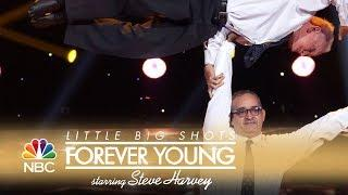 Little Big Shots: Forever Young - Unbelievable Strength and Balance (Episode Highlight)