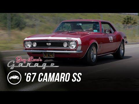 Edelbrock Research And Testing Camaros - Jay Leno's Garage