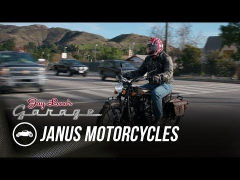 Janus Motorcycles - Jay Leno's Garage