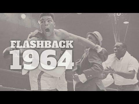 Flashback to 1964 - A Timeline of Life in America #Video
