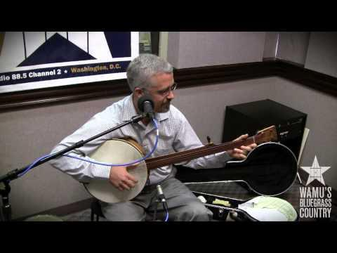 Greg Adams - Kick Up The Devil On A Holiday [Live At WAMU's Bluegrass Country]