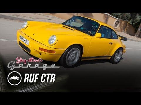 Three Generations of RUF CTR Cars - Jay Leno's Garage