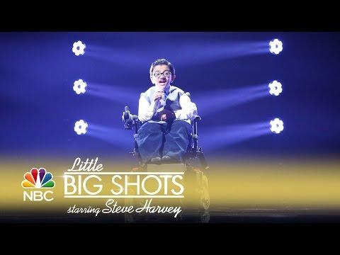 Little Big Shots - Sparsh Is an Inspiration for All (Episode Highlight)