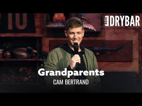 Grandparents Are Exhausting. Cam Bertrand Video