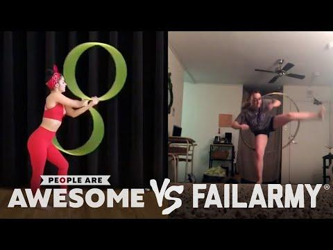 Hula Hoops, Fitness & More   People Are Awesome Vs. FailArmy