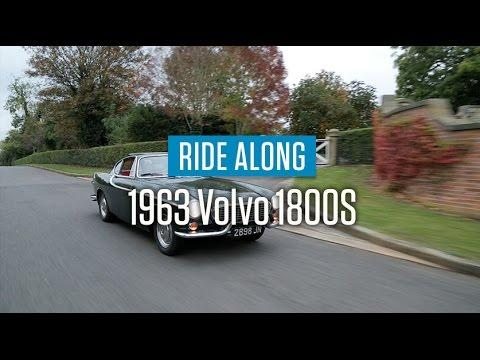 1963 Volvo 1800S | Ride Along