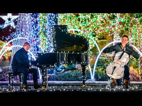 Let It Snow/Winter Wonderland Video - The Piano Guys